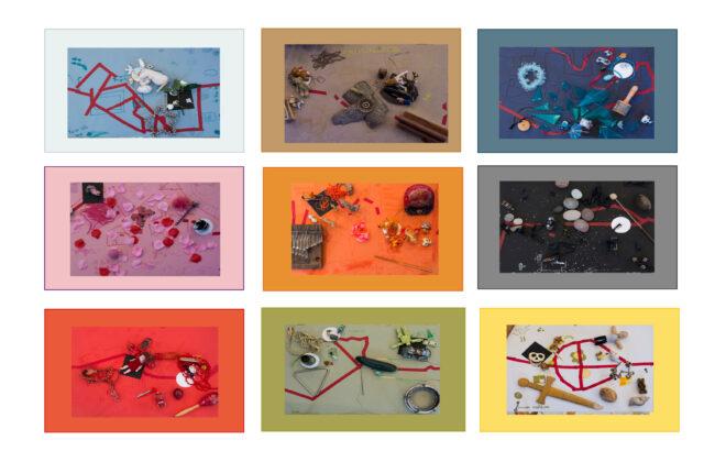 Billeder fra workshop 3a
