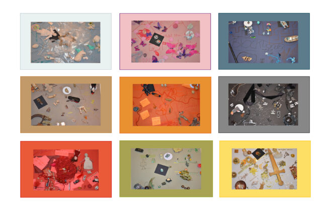 Billeder fra workshop